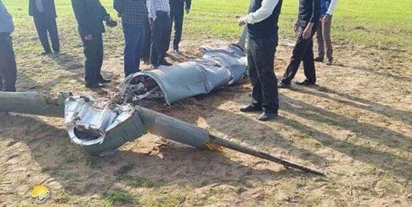 Части российских крылатых ракет упавшие в Иране, Ираке и Сирии
