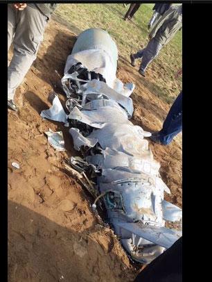 Несколько фоток, частей российских крылатых ракет из Сирии, Ирака и Ирана.