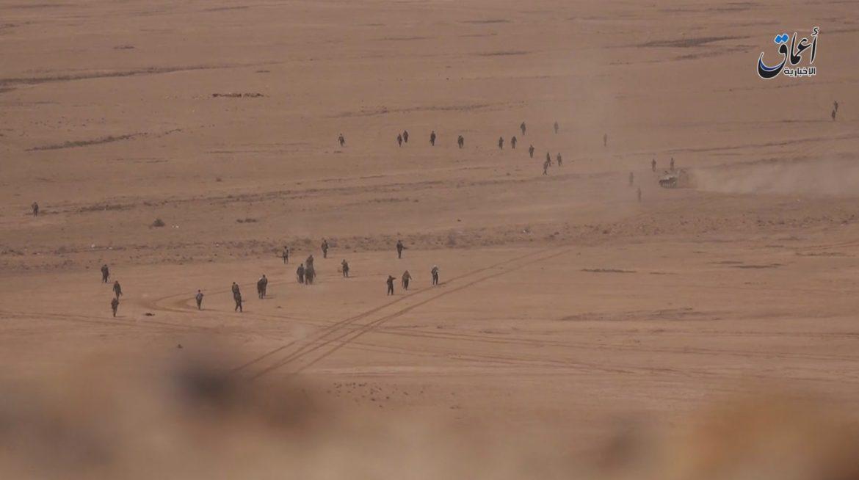 Силы Асада в Дейр-аз-Зор потеряли высоту Тель Тайем