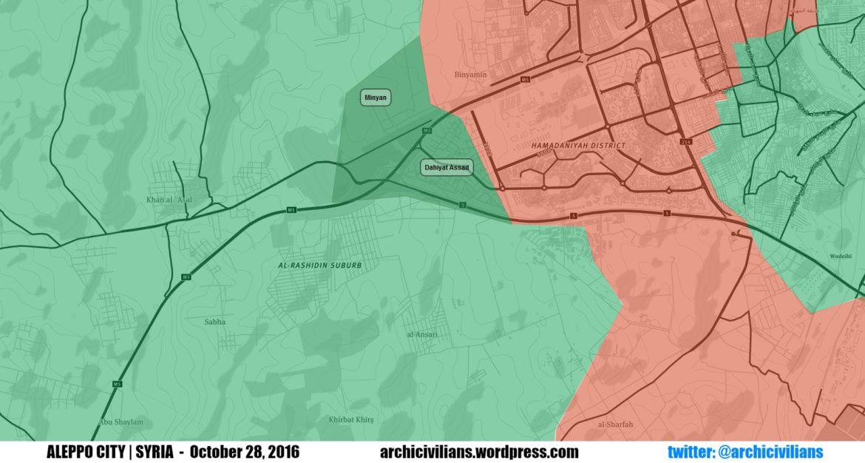 Битва за Алеппо