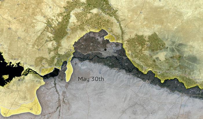 SDF, продолжает наступление на Ракку КАРТА, ПОСЛЕДНИЕ УСПЕХИ