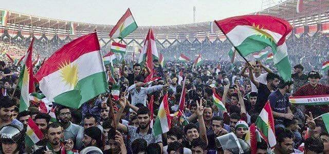 Иракский Курдистан проголосовал за независимости