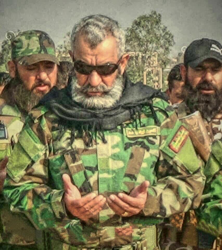 Генерал-майор Иссам Захреддин