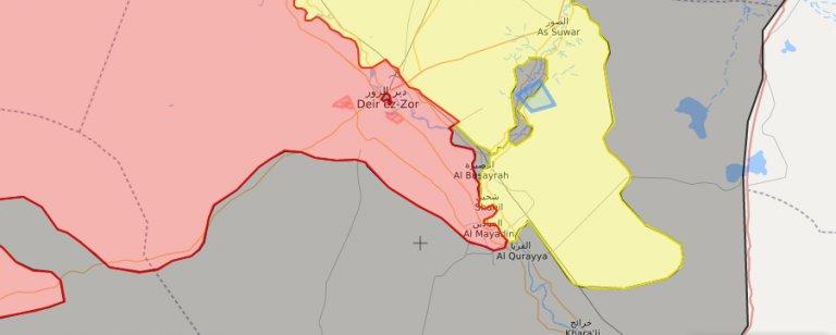 SDF захватила лучшие месторождения нефти Сирии: аль-Омар, аль-Танак