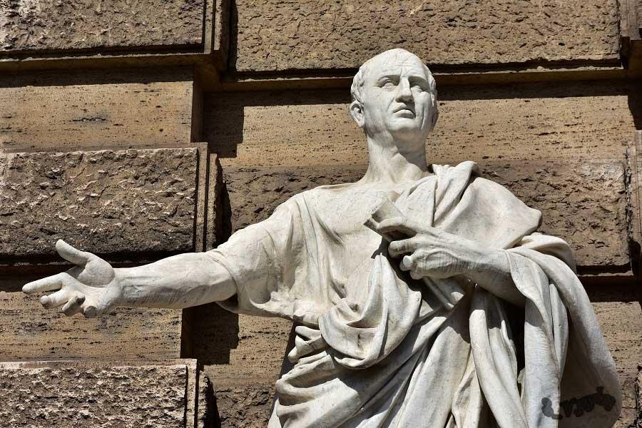 Политическое учение Цицерона, Марк Туллий Цицерон мысли о политике